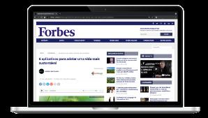 APP Descarte Rápido é destaque na Forbes